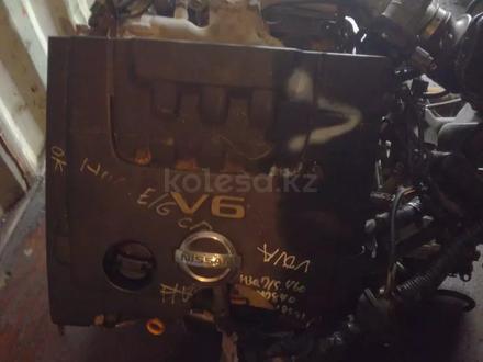 Двигатель ниссан тиана 2.3 за 300 000 тг. в Алматы
