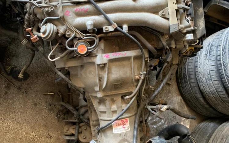 ДВС на Toyota Estima без навесного за 300 000 тг. в Алматы