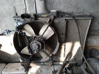 Радиатор мазда 1.6 за 10 000 тг. в Костанай