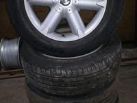 Диски с резиной Nissan Murano R18 за комплект за 150 000 тг. в Костанай