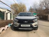 ВАЗ (Lada) Vesta Cross 2018 года за 4 500 000 тг. в Алматы – фото 2