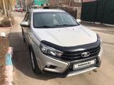 ВАЗ (Lada) Vesta Cross 2018 года за 4 500 000 тг. в Алматы – фото 3