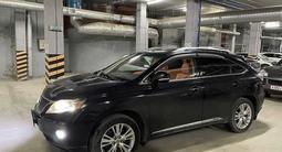 Lexus RX 450h 2011 года за 9 000 000 тг. в Усть-Каменогорск