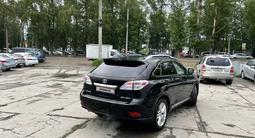 Lexus RX 450h 2011 года за 9 000 000 тг. в Усть-Каменогорск – фото 3
