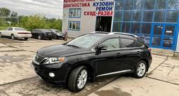 Lexus RX 450h 2011 года за 9 000 000 тг. в Усть-Каменогорск – фото 5