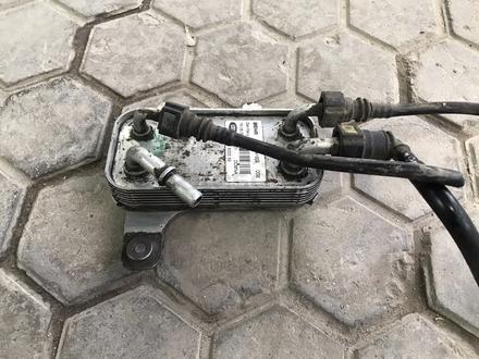 Радиатор топливный (теплообменник) Дискавери 3 2.7 дизель за 25 000 тг. в Алматы