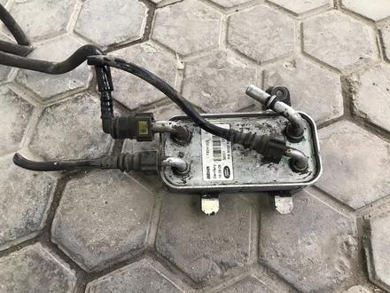 Радиатор топливный (теплообменник) Дискавери 3 2.7 дизель за 25 000 тг. в Алматы – фото 2