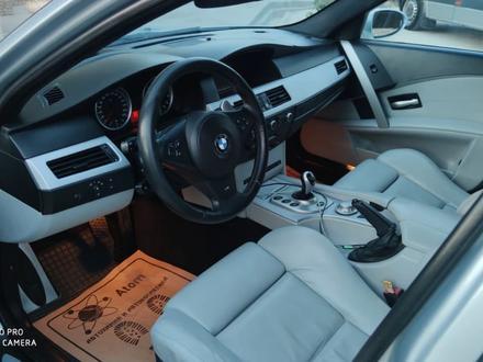 BMW M5 2005 года за 10 000 000 тг. в Тараз – фото 3