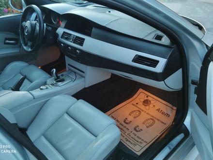 BMW M5 2005 года за 10 000 000 тг. в Тараз – фото 6