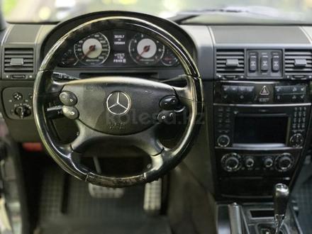 Mercedes-Benz G 55 AMG 2008 года за 16 700 000 тг. в Алматы – фото 10
