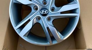 Новые диски R16 Hyundai Elantra за 115 000 тг. в Алматы
