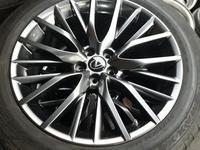 Диски комплект оригинал, Lexus RX F-sport R20 из Японии за 860 000 тг. в Алматы