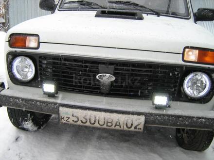 Фары на Ниву за 5 000 тг. в Алматы – фото 4