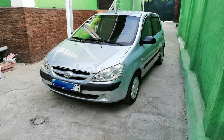 Hyundai Getz 2006 года за 2 400 000 тг. в Шымкент