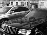 Mercedes-Benz S 320 1998 года за 4 000 000 тг. в Кызылорда – фото 3