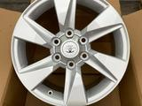 Новые диски R17 Toyota Prado, Hilux за 135 000 тг. в Алматы