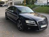 Audi A8 2006 года за 4 300 000 тг. в Алматы – фото 5