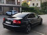 Audi A8 2006 года за 4 300 000 тг. в Алматы – фото 3