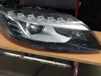 Правая фара Audi q7 в кузове 4l рестайлинг за 150 000 тг. в Алматы