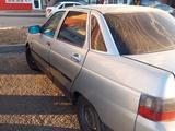 ВАЗ (Lada) 2110 (седан) 2003 года за 700 000 тг. в Караганда – фото 4
