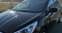 Hyundai Solaris 2014 года за 4 300 000 тг. в Нур-Султан (Астана) – фото 3
