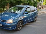 Nissan Almera Tino 2001 года за 2 700 000 тг. в Алматы – фото 3