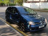 Nissan Almera Tino 2001 года за 2 700 000 тг. в Алматы – фото 2