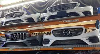 Бампер Mercedes Benz 213 в сборе за 123 тг. в Алматы