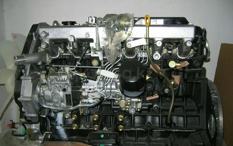 Двигатель tlc land cruiser 70 80 105 1hz 4.2 дизель… за 1 300 000 тг. в Алматы