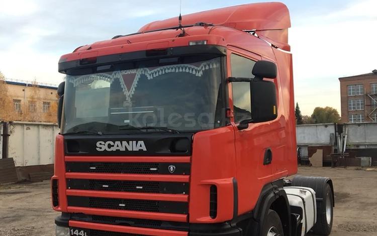 Scania  114 1999 года за 8 500 000 тг. в Петропавловск
