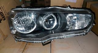 Новые передние фары (дубликат TYC) на Mitsubishi Lancer X за 35 000 тг. в Алматы