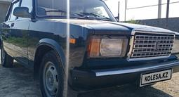 ВАЗ (Lada) 2107 2009 года за 680 000 тг. в Шымкент – фото 5