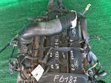 Двигатель FORD FOCUS DBW EDDB 1999 за 318 000 тг. в Щучинск