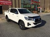 Toyota Hilux 2018 года за 16 450 000 тг. в Актау