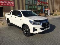 Toyota Hilux 2018 года за 16 250 000 тг. в Актау