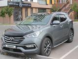 Hyundai Santa Fe 2018 года за 11 200 000 тг. в Усть-Каменогорск