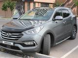 Hyundai Santa Fe 2018 года за 11 200 000 тг. в Усть-Каменогорск – фото 2