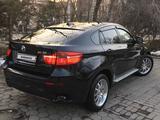 BMW X6 2009 года за 8 600 000 тг. в Алматы – фото 3