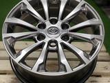 R17 диски Toyota Land Cruiser Prado 95 120 150 155 за 155 000 тг. в Алматы – фото 2