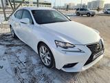 Lexus IS 250 2014 года за 10 900 000 тг. в Нур-Султан (Астана) – фото 3