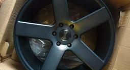 Новые усиленные фирменные авто диски R22 Nismo для Nissan Patrol за 380 000 тг. в Алматы – фото 4