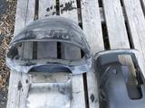Кожух под панель приборов хендай акцерт 14 год за 9 000 тг. в Караганда – фото 2