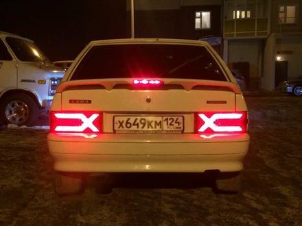 Задние Фонари на Ваз Х-стиль Светодиодные за 50 000 тг. в Нур-Султан (Астана) – фото 4