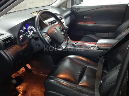 Lexus RX 450h 2010 года за 11 500 000 тг. в Шымкент – фото 8