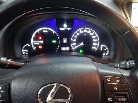 Lexus RX 450h 2010 года за 11 500 000 тг. в Шымкент – фото 9