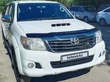 Toyota Hilux 2013 года за 8 000 000 тг. в Алматы