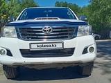Toyota Hilux 2013 года за 8 000 000 тг. в Алматы – фото 3