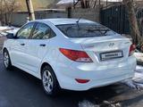 Hyundai Accent 2013 года за 4 350 000 тг. в Алматы – фото 4