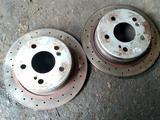Суппорт тормозной диск задние mercedes w124 за 7 000 тг. в Алматы