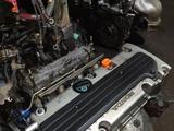 Двигатель K24A1 Honda CR-V 2.4 2002-2006 за 300 000 тг. в Нур-Султан (Астана) – фото 2